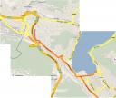 Mappa Como