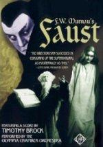 Locandina del film Faust di Murnau